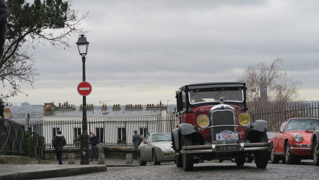 Traversee de Paris hivernale 2019 FM 40