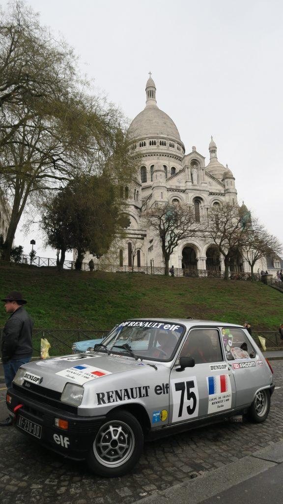 Traversee de Paris hivernale 2019 FM 48