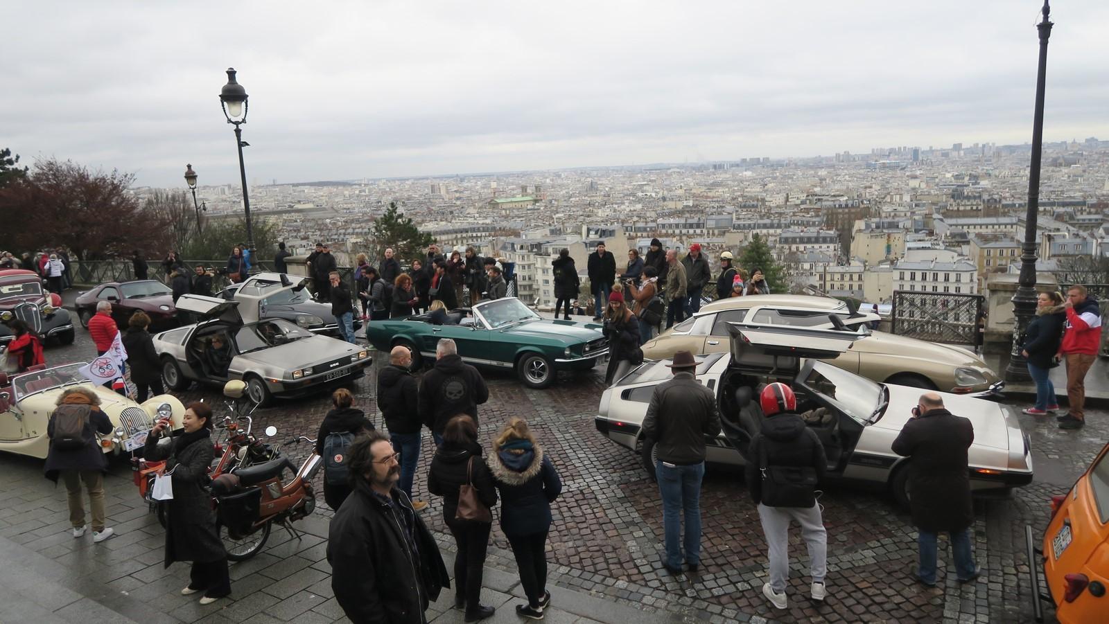 Traversee de Paris hivernale 2019 FM 49