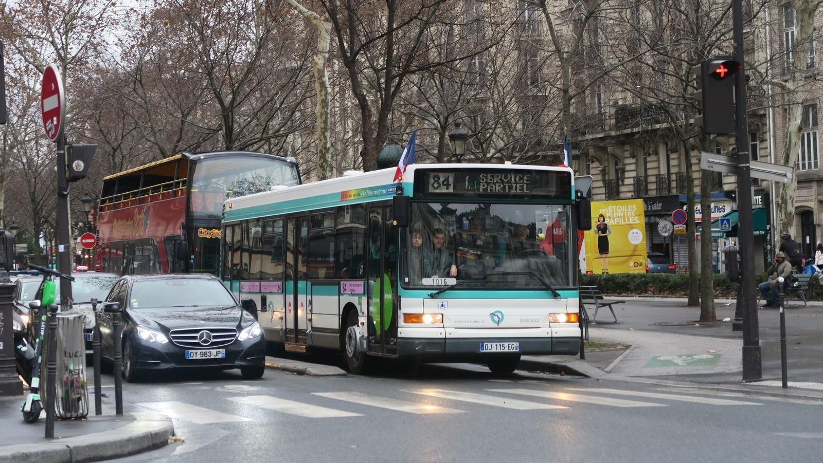 Traversee de Paris hivernale 2019 FM 58