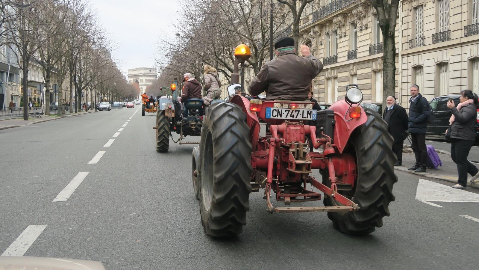 Traversee de Paris hivernale 2019 FM 60