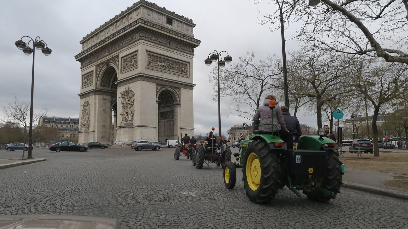 Traversee de Paris hivernale 2019 FM 62