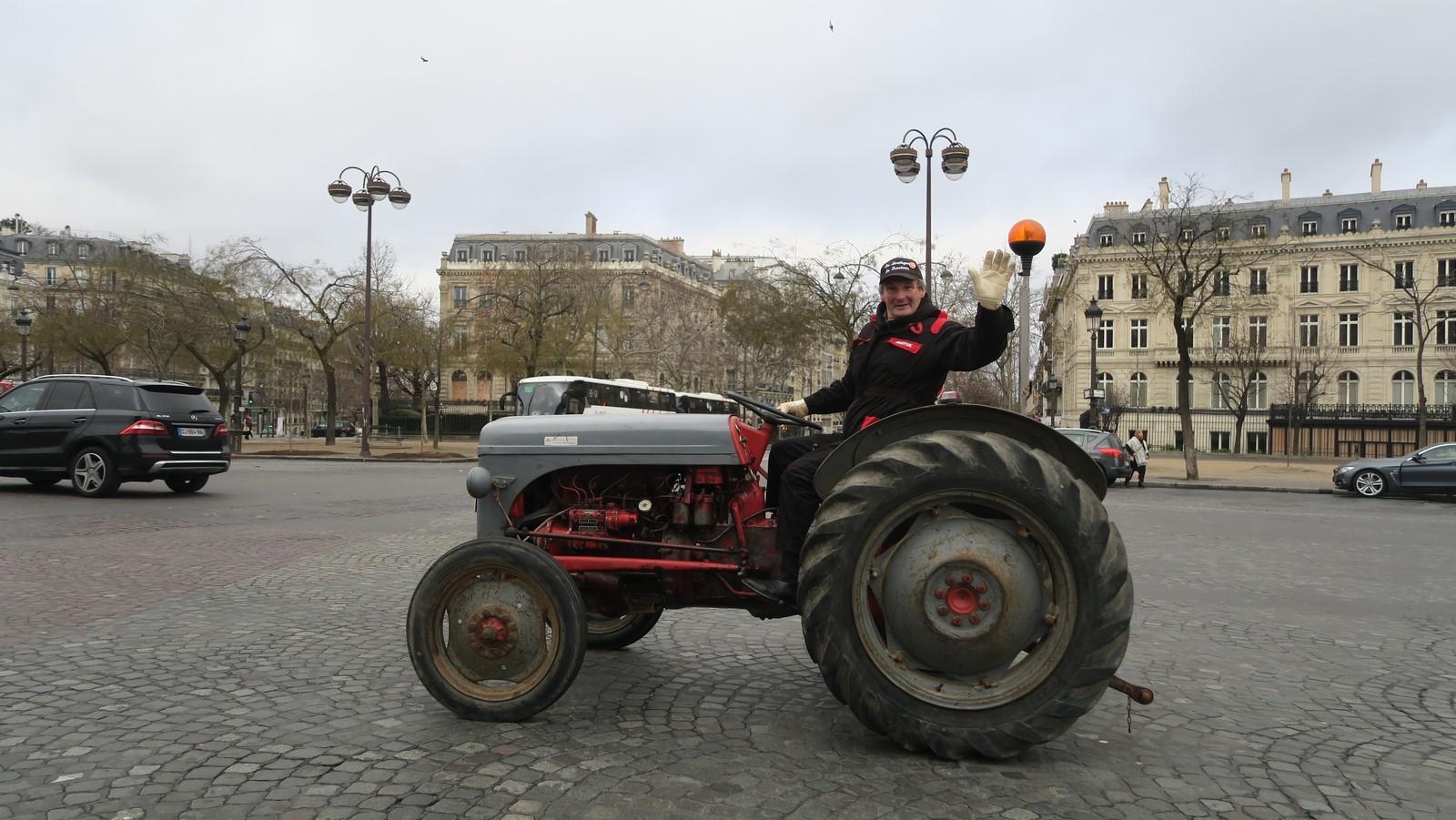 Traversee de Paris hivernale 2019 FM 63