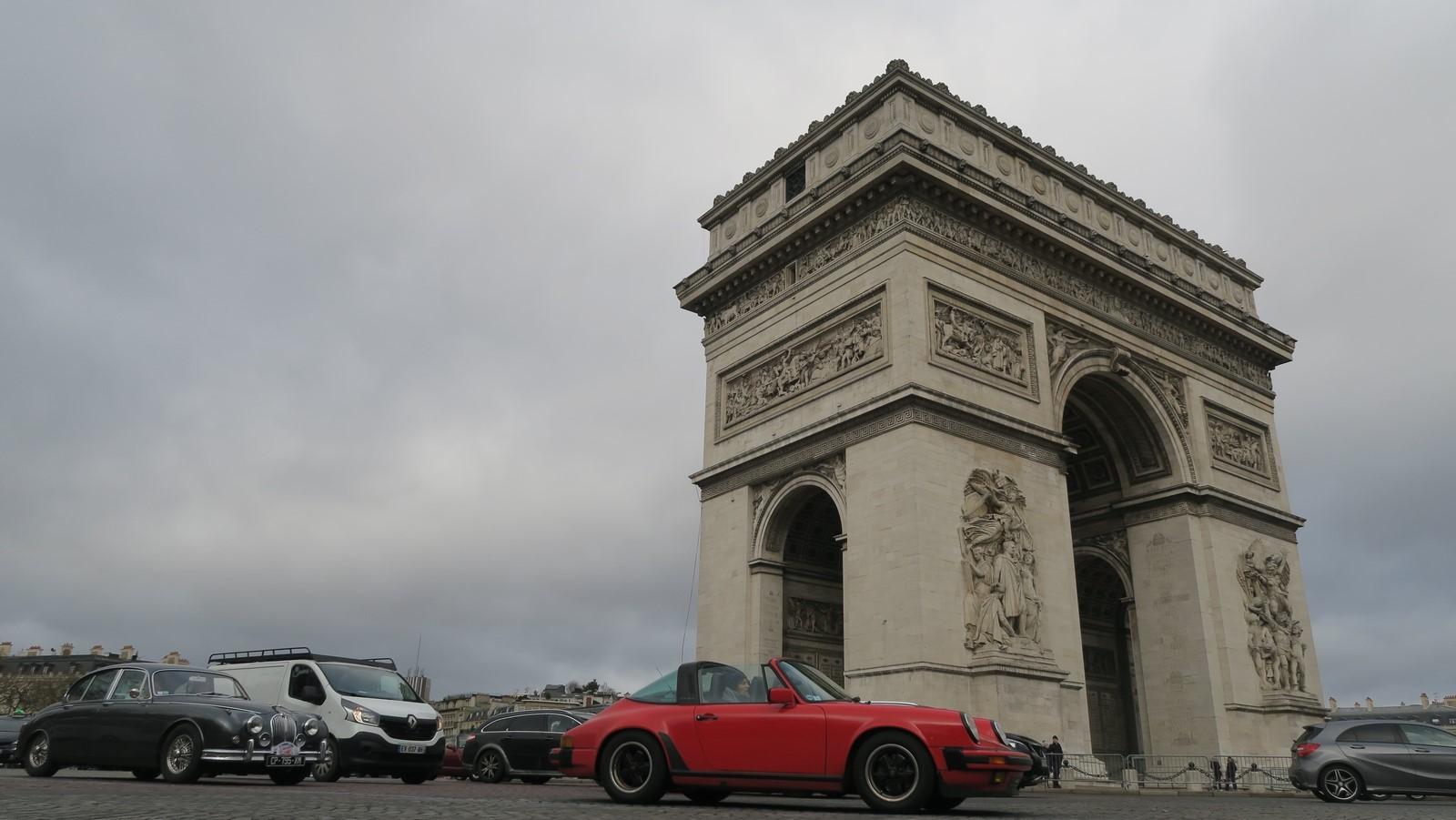 Traversee de Paris hivernale 2019 FM 70