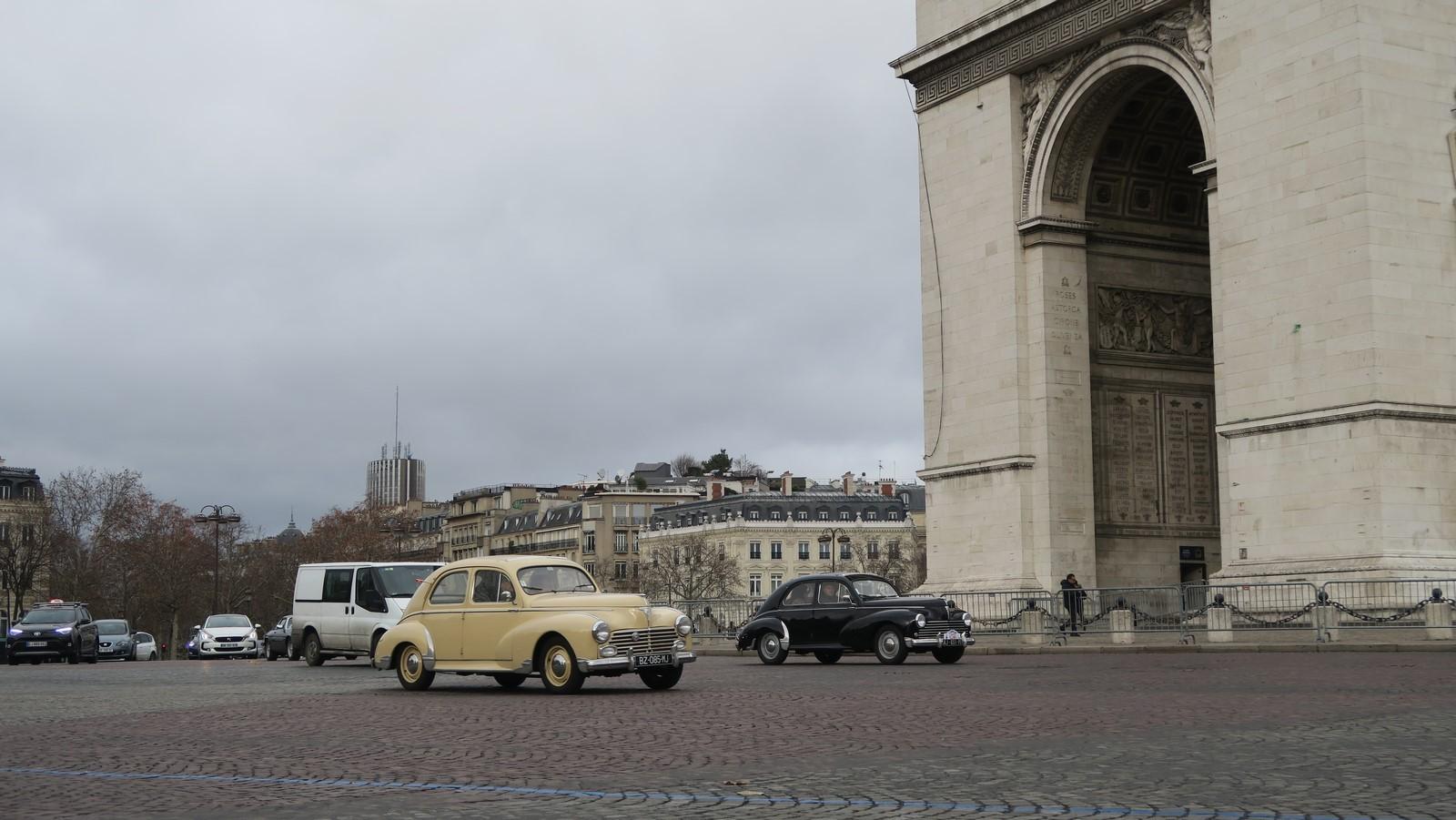 Traversee de Paris hivernale 2019 FM 73