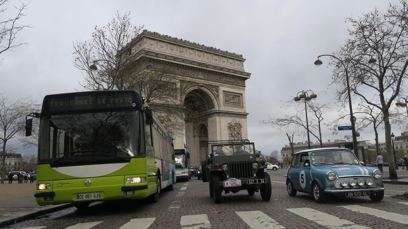 Traversee de Paris hivernale 2019 FM 76
