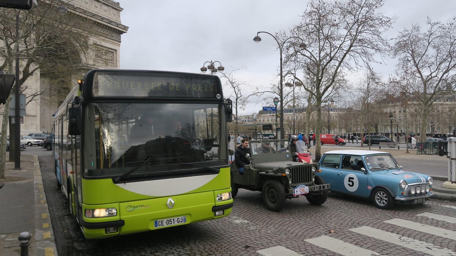 Traversee de Paris hivernale 2019 FM 77