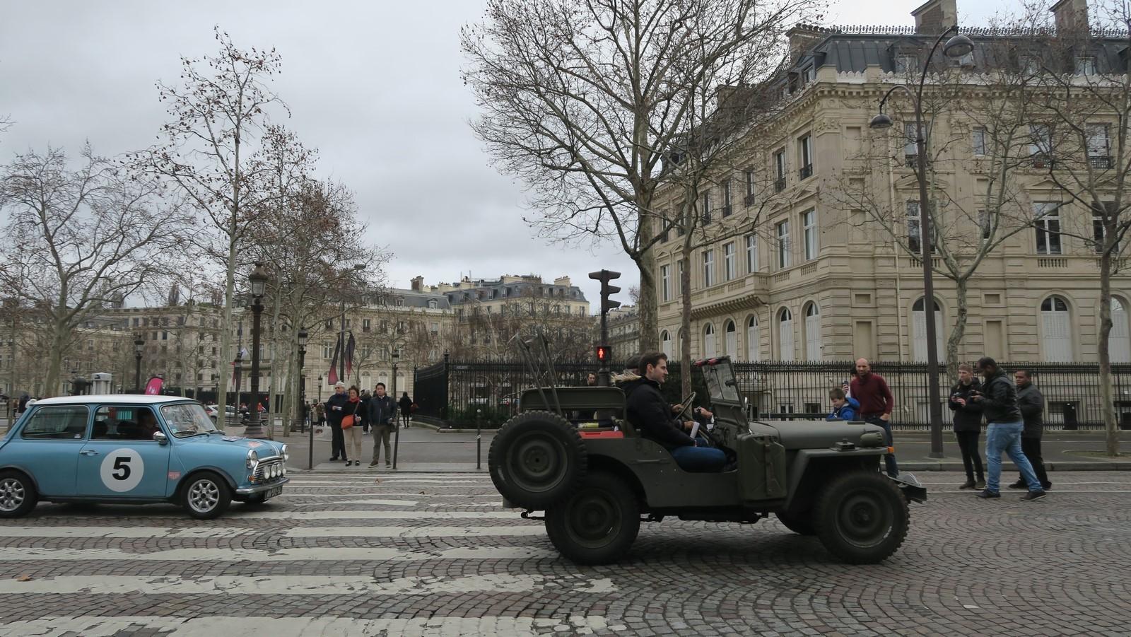 Traversee de Paris hivernale 2019 FM 78