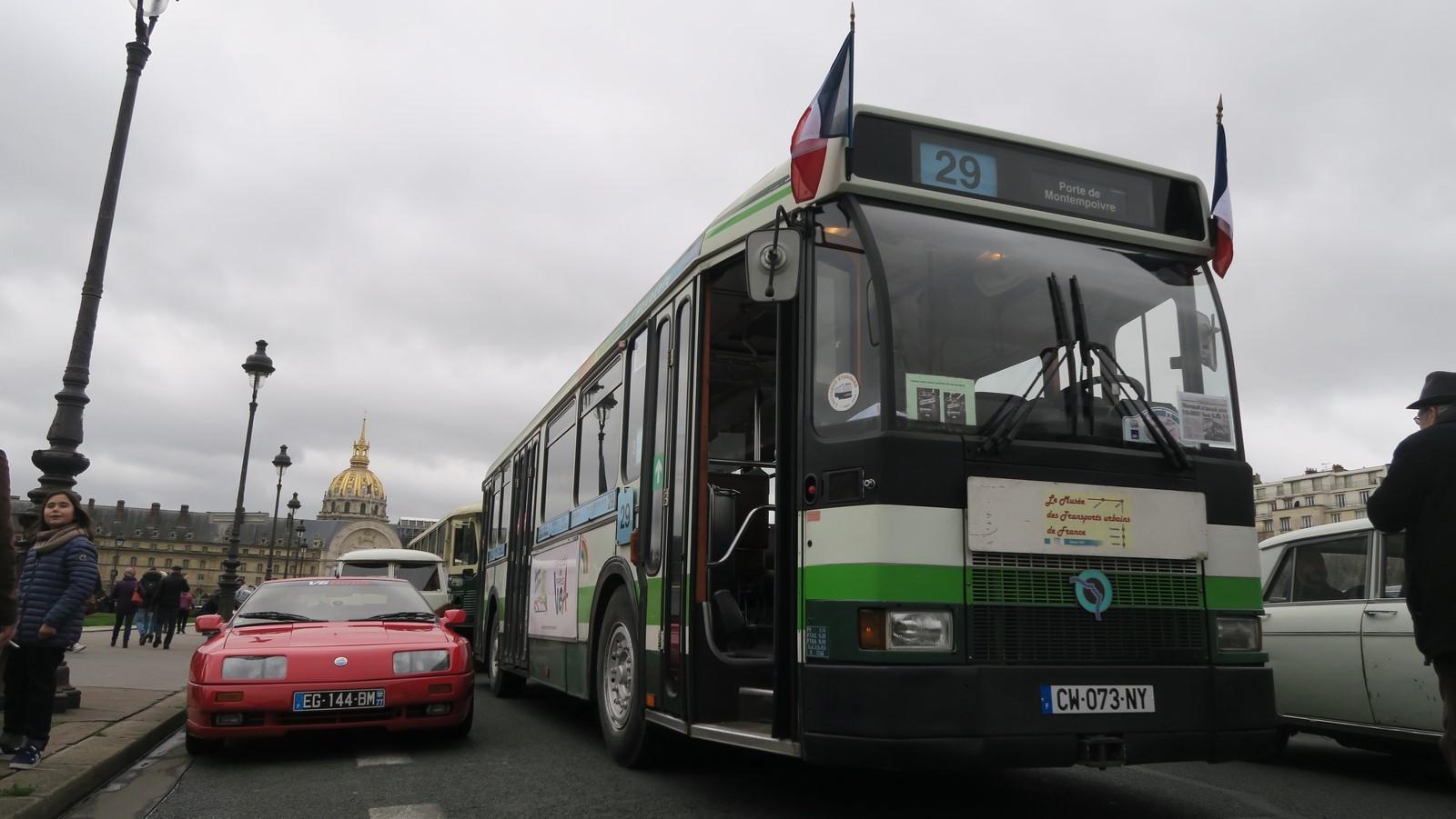 Traversee de Paris hivernale 2019 FM 82