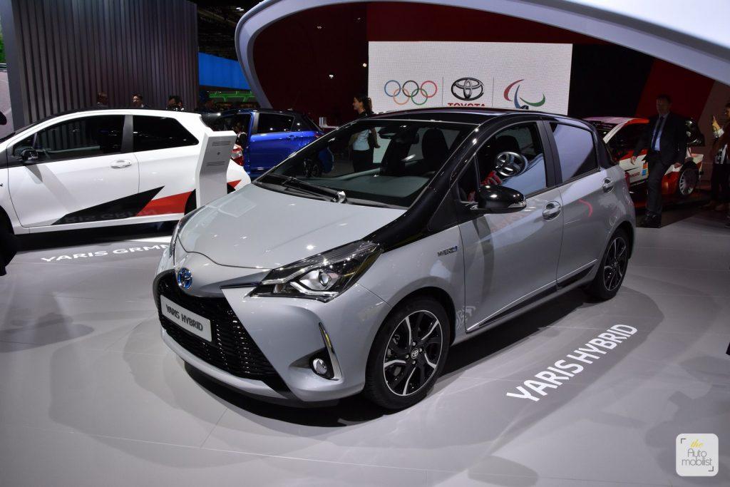 001 Toyota Francfort2017 The Automobilist