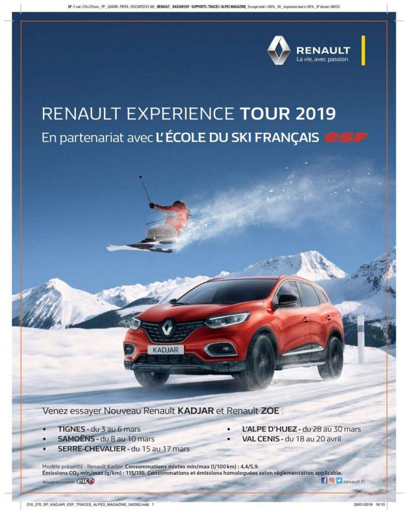 2019 Limited Edition Renault Kadjar 1