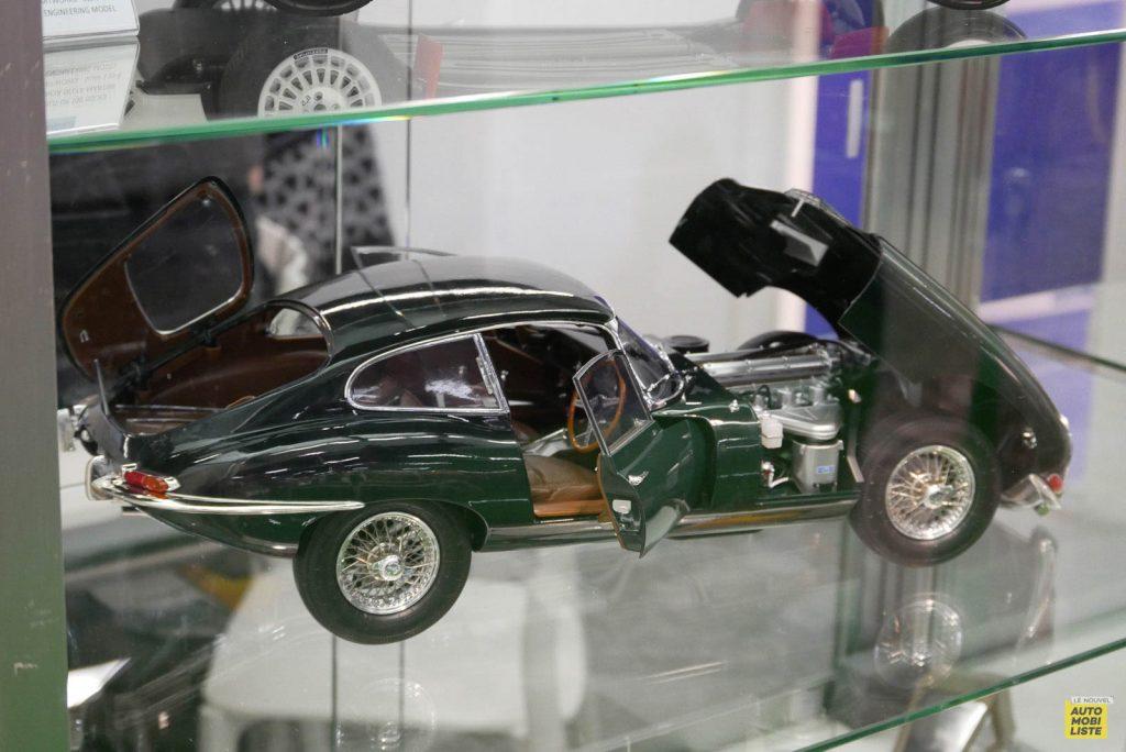 2019 Nuremberg Jouet Eligor Jaguar Type E 002