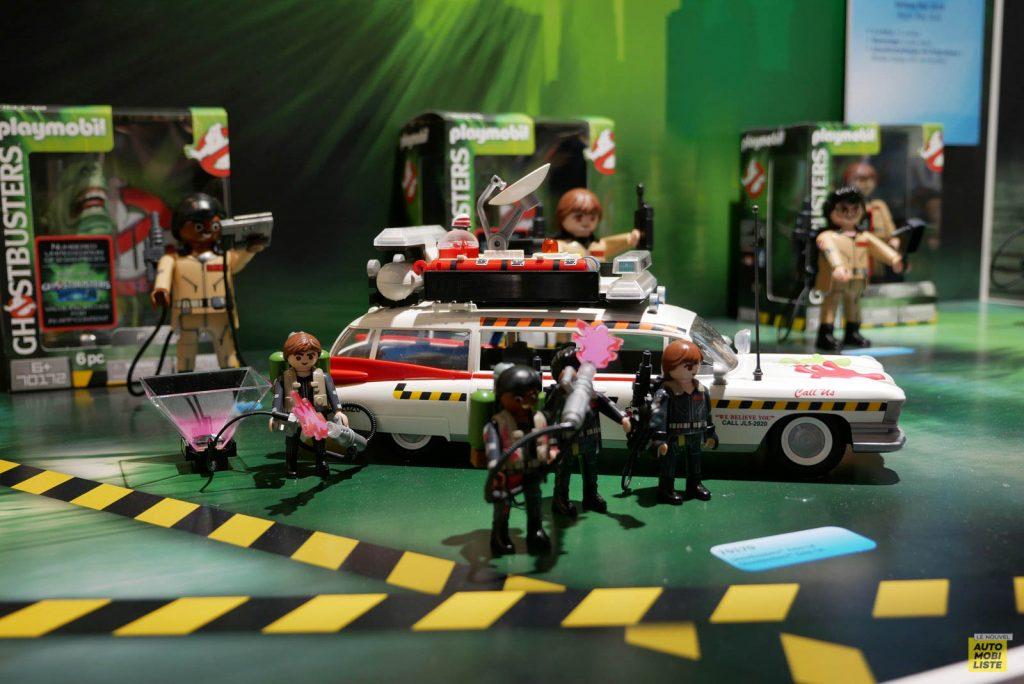 2019 Nuremberg Jouet Playmobil Ghostbusters 002