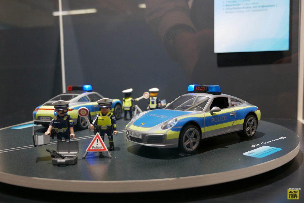 2019 Nuremberg Jouet Playmobil Porsche 911 001