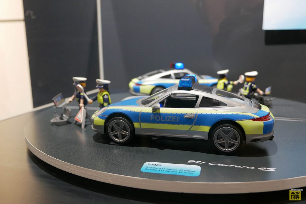2019 Nuremberg Jouet Playmobil Porsche 911 009