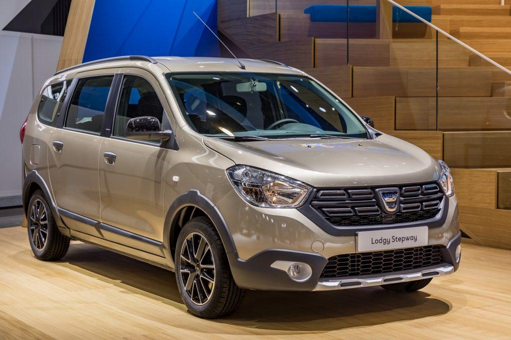 21205424 2018 Dacia LODGY