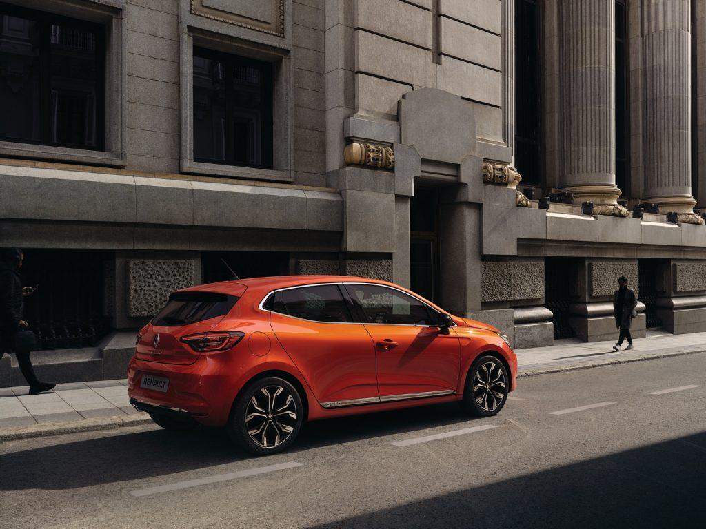21221460 2019 New Renault CLIO