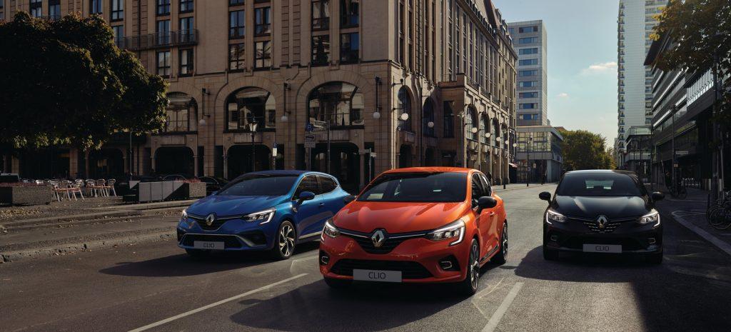 21221462 2019 New Renault CLIO