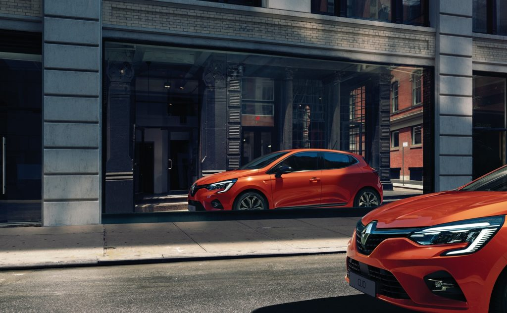 21221463 2019 New Renault CLIO