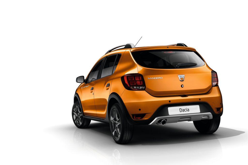 87368 2017 Dacia SANDERO STEPWAY S rie Limit e Transverse