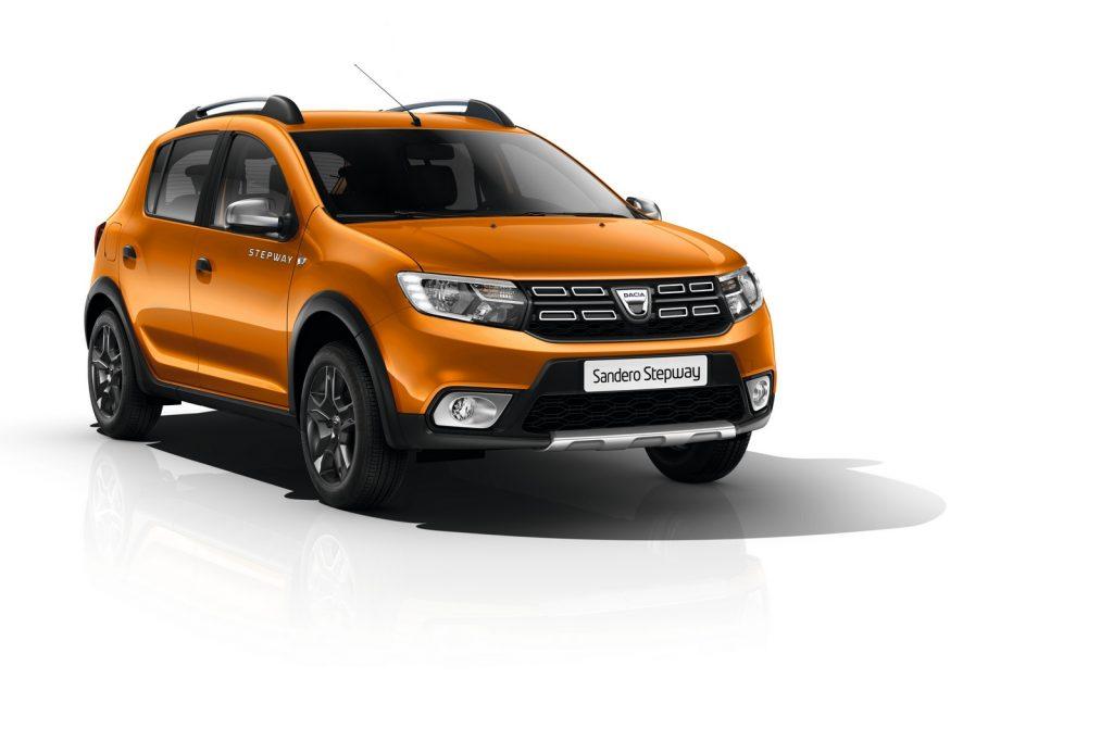87371 2017 Dacia SANDERO STEPWAY S rie Limit e Transverse