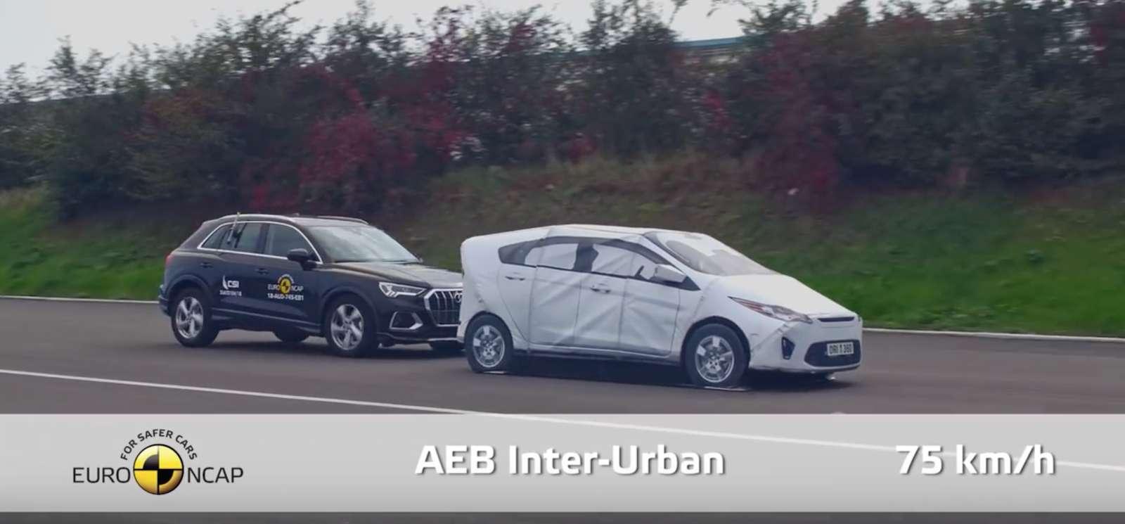 AEB Audi Q3