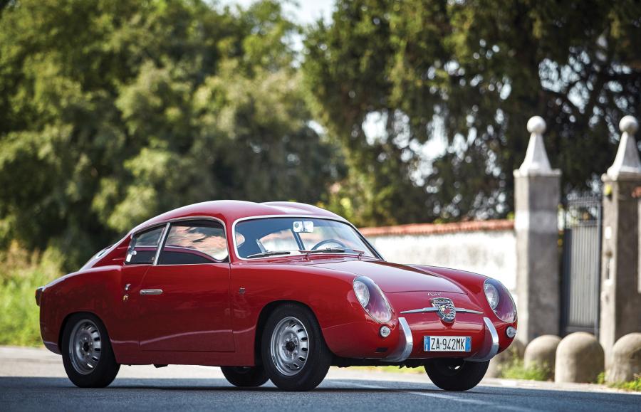 Abarth 750 GT Zagato 1956