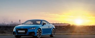 Audi TT RS restyle 2019