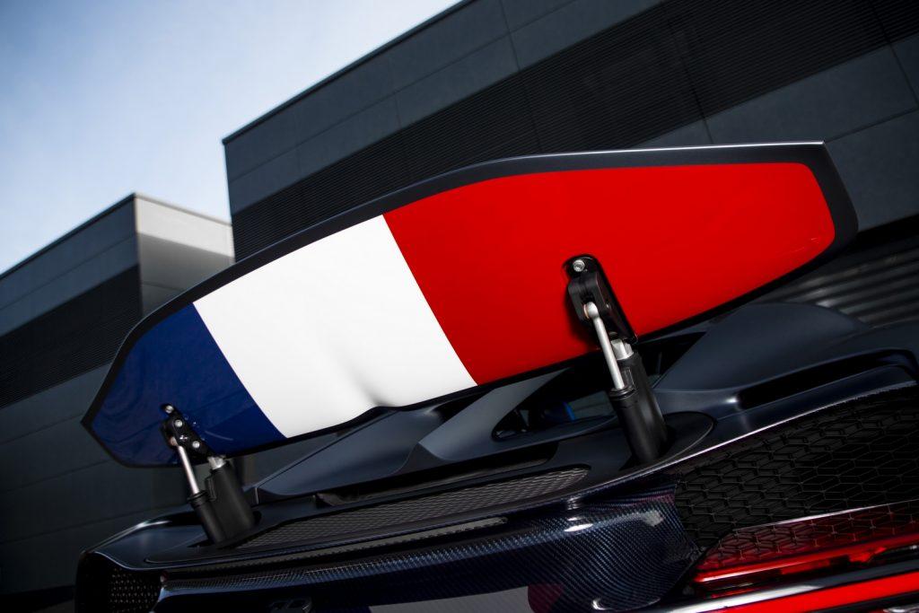 Bugatti Chiron Sport 110 ans LNA