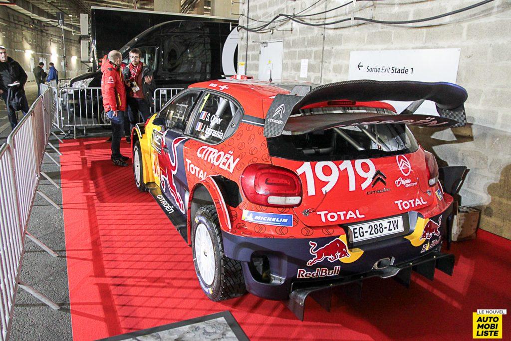 Citroen C3 WRC Trophee Andros 3