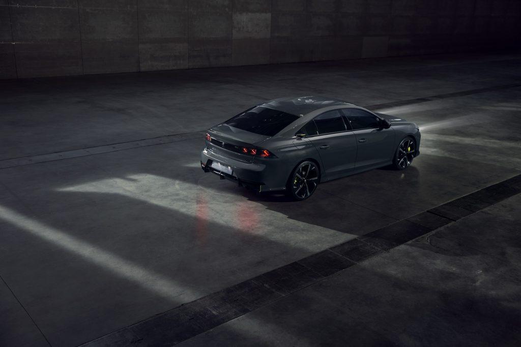 Concept 508 Peugeot Sport Engineered LNA 10