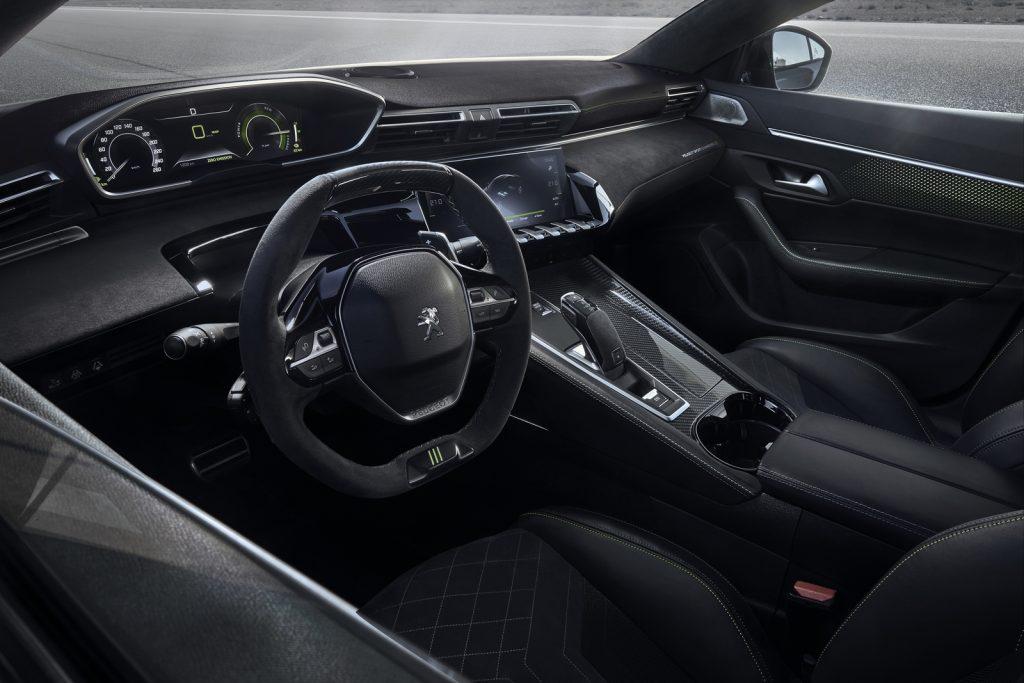 Concept 508 Peugeot Sport Engineered LNA 11