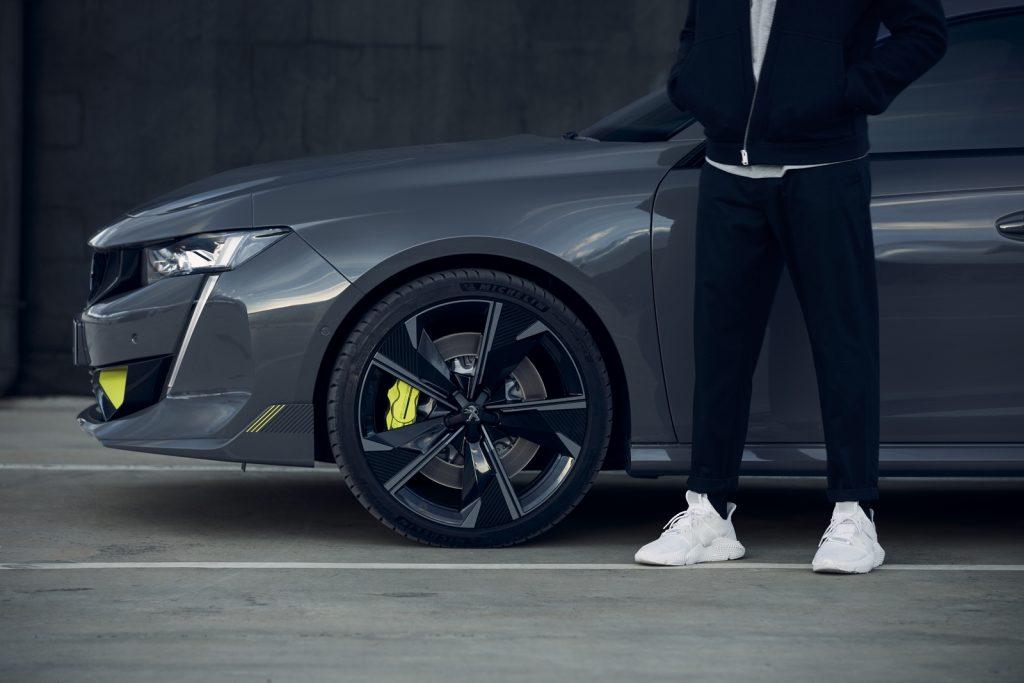 Concept 508 Peugeot Sport Engineered LNA 29