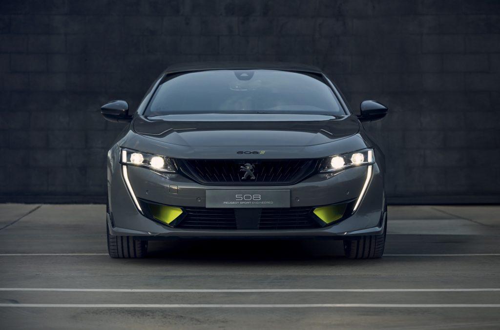 Concept 508 Peugeot Sport Engineered LNA 30