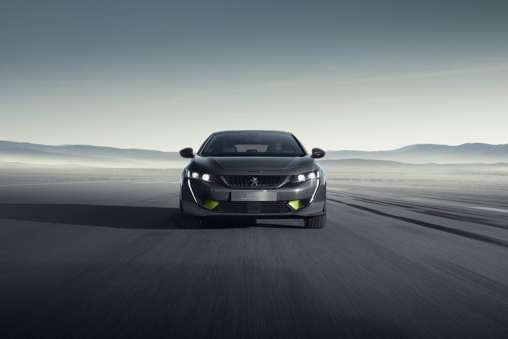 Concept 508 Peugeot Sport Engineered LNA 38