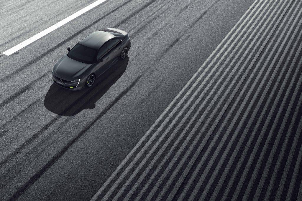 Concept 508 Peugeot Sport Engineered LNA 42