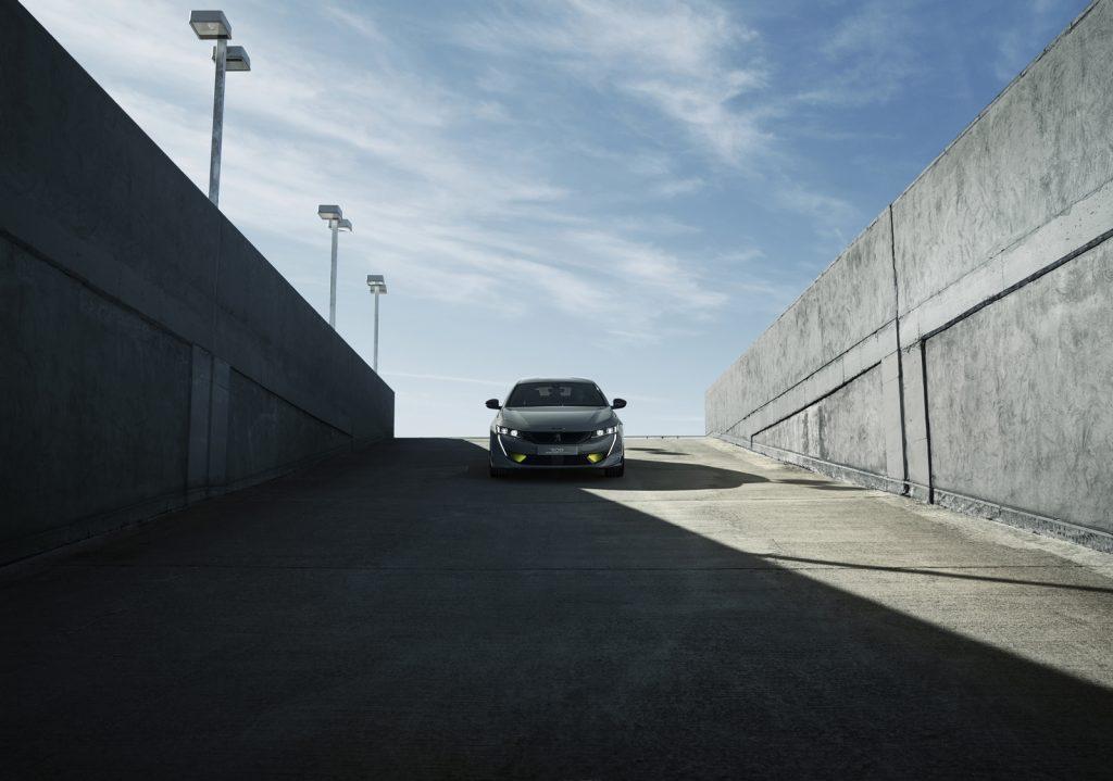 Concept 508 Peugeot Sport Engineered LNA 46
