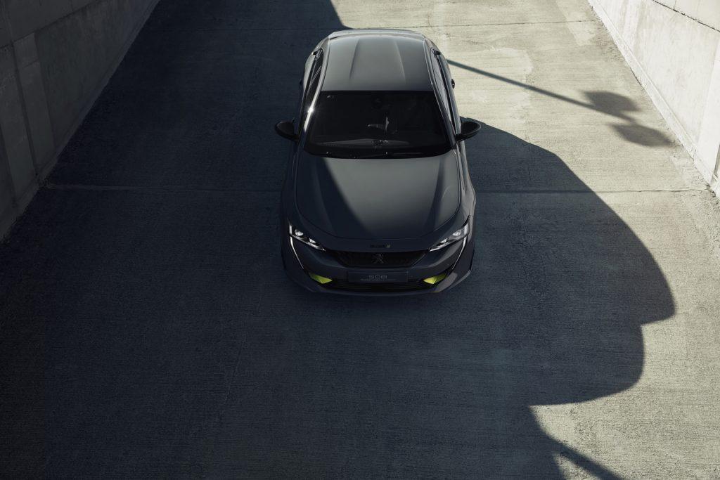Concept 508 Peugeot Sport Engineered LNA 47