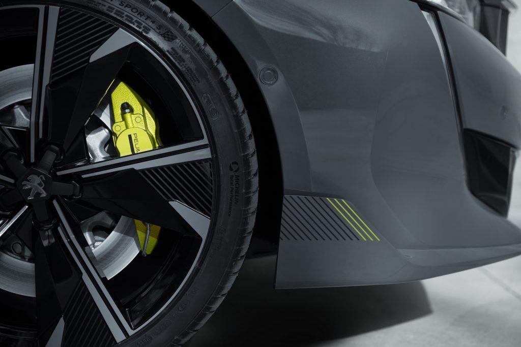 Concept 508 Peugeot Sport Engineered LNA 50