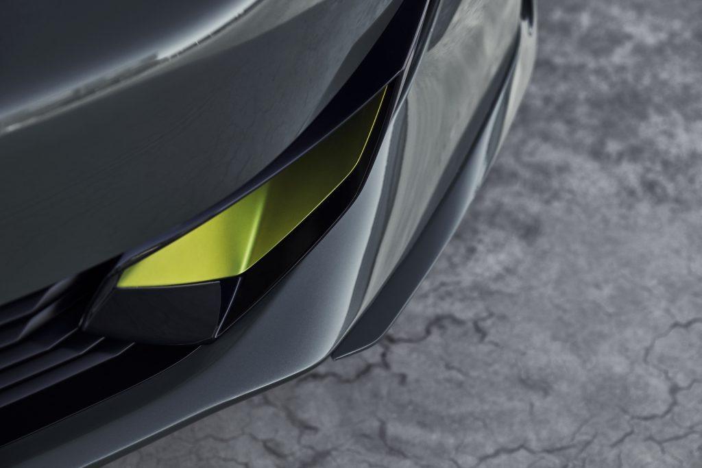 Concept 508 Peugeot Sport Engineered LNA 62