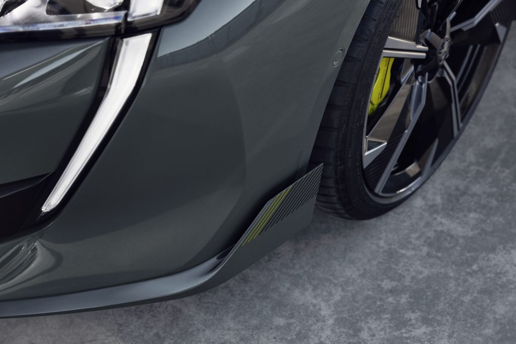 Concept 508 Peugeot Sport Engineered LNA 64
