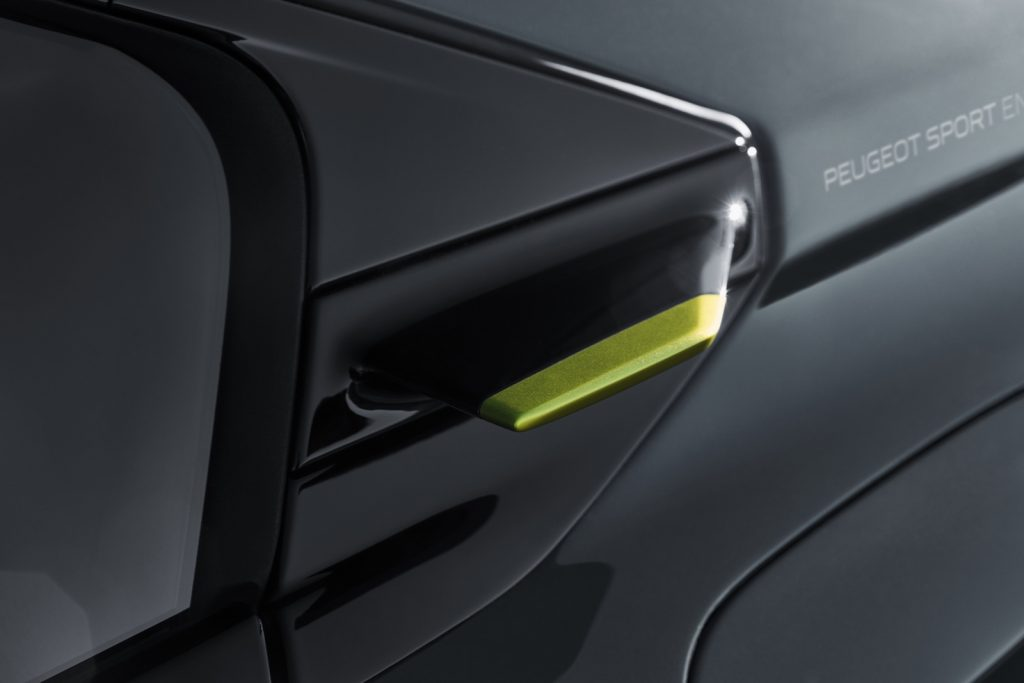 Concept 508 Peugeot Sport Engineered LNA 65