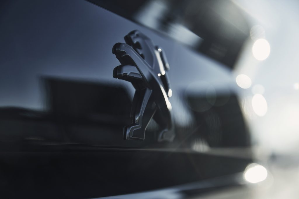Concept 508 Peugeot Sport Engineered LNA 67