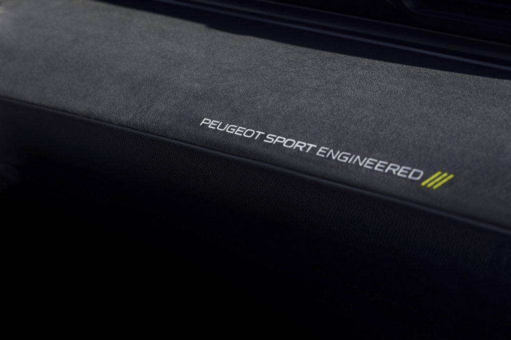 Concept 508 Peugeot Sport Engineered LNA 71