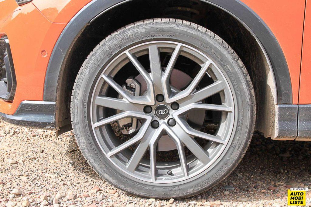 Essai Audi Q3 45TFSI