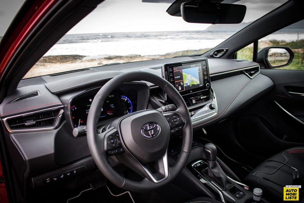 Essai Toyota Corolla 2019 LeNouvelAutomobiliste 134