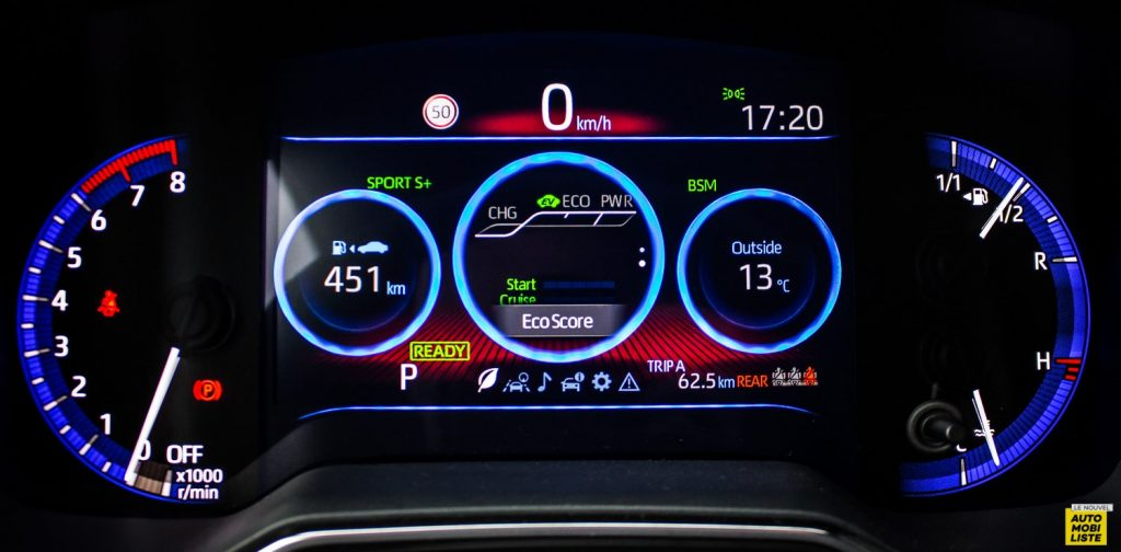 Essai Toyota Corolla 2019 LeNouvelAutomobiliste 145