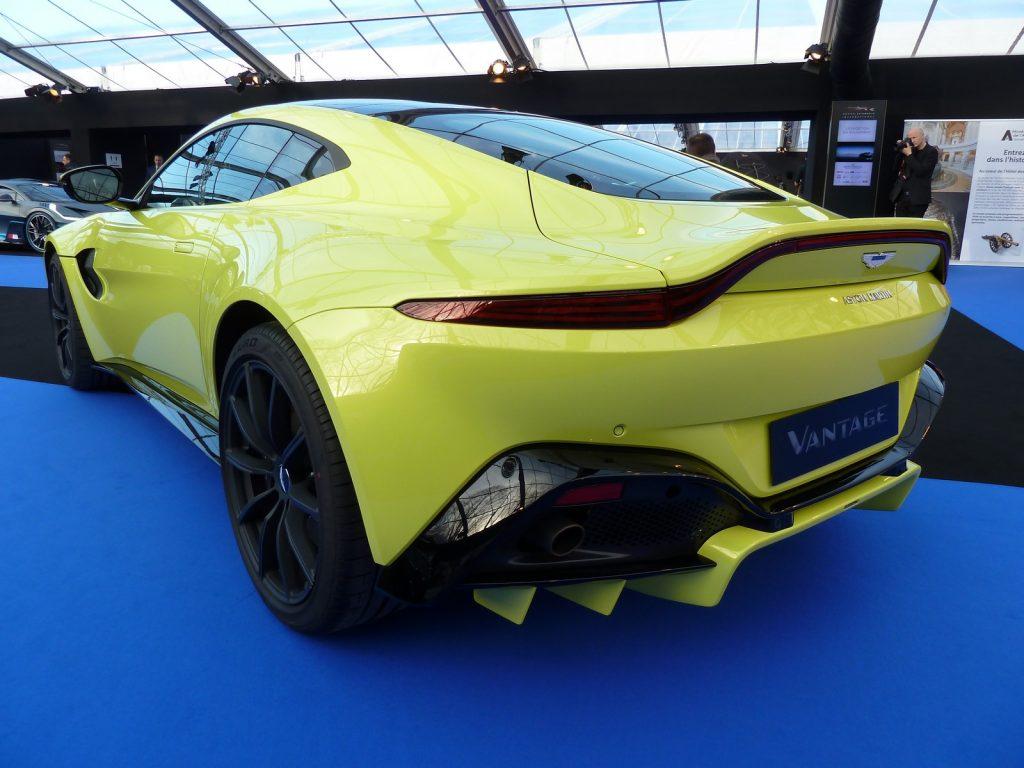 FAI 2019 Aston Martin Vantage LNA FB 9