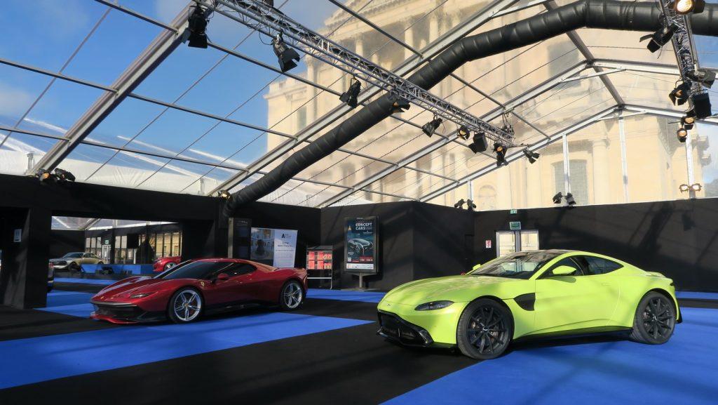FAI 2019 Aston Martin Vantage V8 LNA FM 1