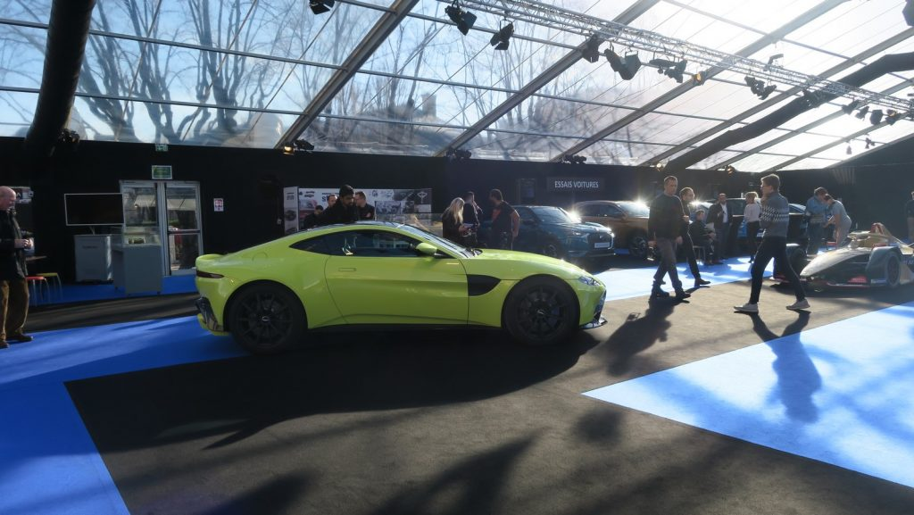 FAI 2019 Aston Martin Vantage V8 LNA FM